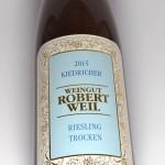 Kiedricher Riesling 2015 Ortswein