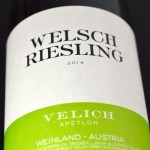 Welschriesling 2014
