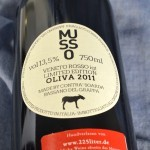 Musso Oliva 2011 Veneto Rosso IGT
