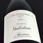 Clos de Guichaux 2013 Saumur Blanc