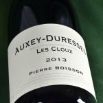 Auxey-Duresses Les Cloux 2013