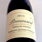 Pommard Vieilles Vignes 2014