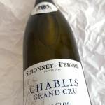 Chablis Les Clos 2014 Grand Cru