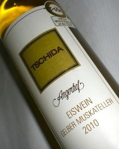Eiswein Gelber Muskateller 2010