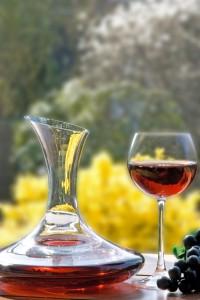 Weincollage