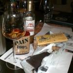 chocolate, pain & sweet essences