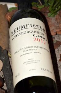 Weissburgunder Klausen 2012