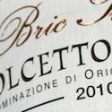 Dolcetto 'Bric Trifula' 2010