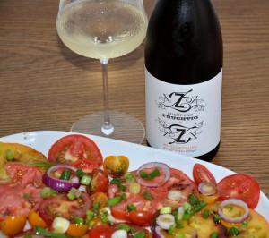Tomatensalat & Zillinger