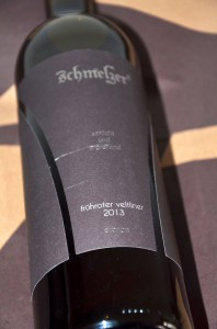 Frühroter Veltliner orange 2013