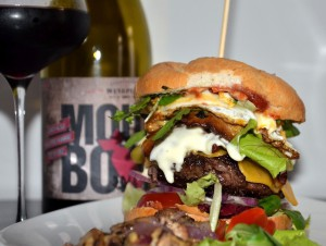 Mouth Bomb & Burger