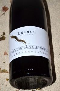 Grauer Burgunder Katzebosch 2013