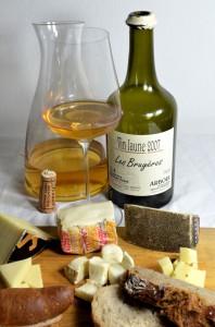 Vin Jaune 2007 Les Bruyères