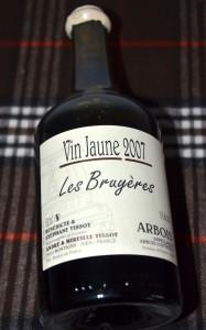 Vin Jeaune Les Bruyeres 2007
