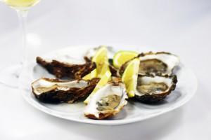 Austernteller