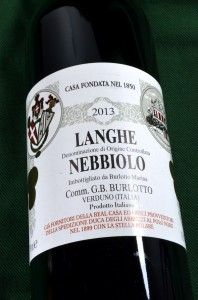 Burlotto Langhe Nebbiolo