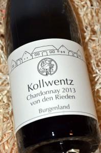 Kollwentz Chardonnay von den Rieden 2013
