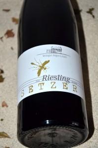 Riesling Setzer 2011