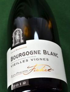 Fichet Vieilles Vignes 2012