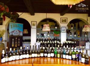 Gruppenbild mit Flaschen