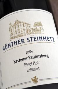 Kestener Paulinsberg 2012 Pinot Noir
