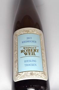 Kiedricher 2015 Ortswein