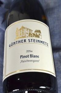Pinot Blanc Maischevergoren 2015