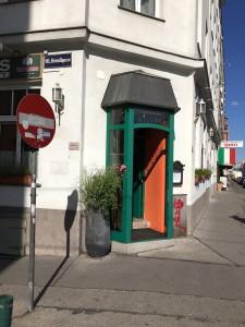 Eingang Wirtshaus