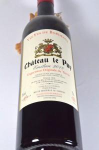 """Château Le Puy """"Émilien"""" 2015"""