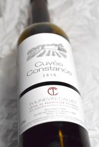 Cuvée Constance 2016